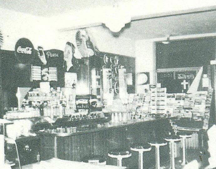 Anderson's Drug Store1948