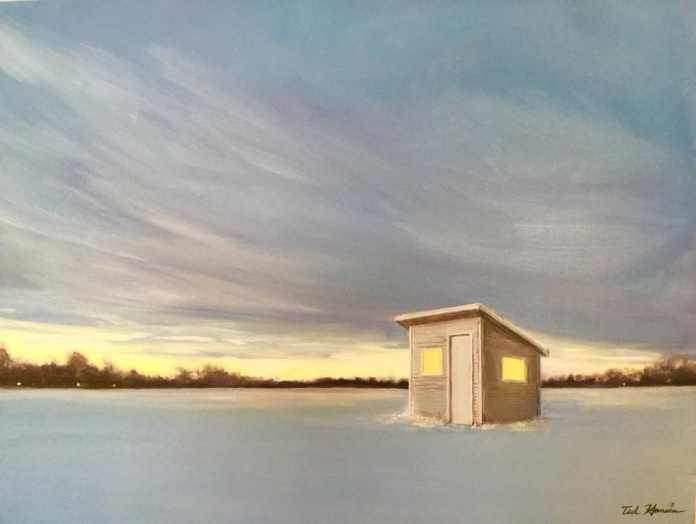 icehouse by Ted Hansen