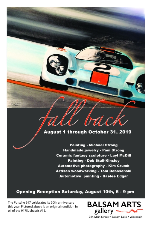 Fall Back Poster